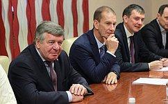 В.Семенов: Создание лаборатории вНижнеканском скальном массиве– важный проект для развития Красноярского края