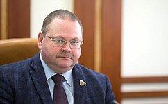 О.Мельниченко: Упрощение процедуры декларирования доходов– важный шаг, которого ждут сельские депутаты повсей стране