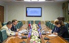 К.Косачев: Парламентарии России иКубы придерживаются единых позиций поактуальным международным проблемам