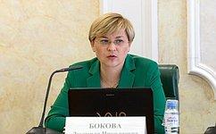 Л.Бокова внесла поправки ковторому чтению законопроекта опротиводействии легализации доходов, полученных преступным путем