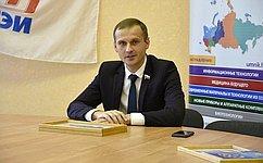 Сергей Леонов: Смоленские студенты спередовыми проектами отмечены грантами