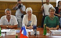 О.Тимофеева: Парламент Франции внес большой вклад вулучшение мировой политической обстановки