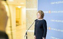 Председатель СФ: Россия ждет отТурции признания незаконного характера действий вотношении российского самолета