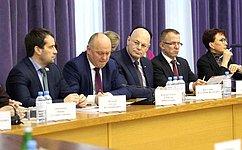 Появилась возможность больше помогать регионам, точечно решая их проблемы– В.Круглый