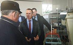 Ряд федеральных механизмов поддержки отечественных товаропроизводителей нуждаются вкорректировке— В.Кравченко