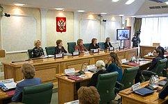 Председатель Совета Федерации встретилась сженщинами-учеными