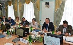 Комитет Совета Федерации поРегламенту иорганизации парламентской деятельности провел выездное заседание вРеспублике Алтай