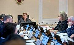 Комитет СФ понауке, образованию икультуре поддержал предложения Ульяновской области поразвитию системы воспитания истроительству школ