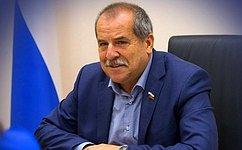 В. Куликов: ВСевастополе уверенно решают вопросы пенсионного обеспечения граждан