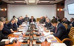 ВКомитете СФ пообороне ибезопасности совершенствуют законодательство вобласти гражданской обороны вРоссии