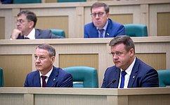ВСовете Федерации прошла презентация Рязанской области