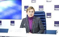 Л. Бокова: Для реализации проекта «Формирование комфортной городской среды» нужно усилить работу всоциальных сетях