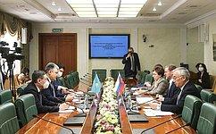 К. Косачев: Россия иКазахстан непросто партнеры, аближайшие союзники