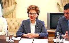 Г. Карелова «наполях» Второго Евразийского женского форума провела ряд международных встреч
