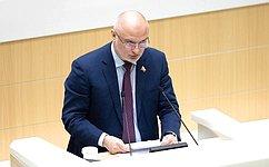 А. Клишас прокомментировал действия украинских властей вотношении религиозных объединений наУкраине