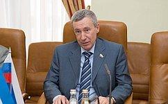 А. Климов иН. Джазлан обсудили развитие российско-малазийских межпарламентских связей