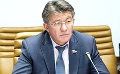 В. Озеров принял участие вГражданском форуме Хабаровского края