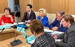 Е.Алтабаева приняла участие всовещании сУполномоченным поправам человека