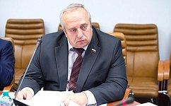 Ф.Клинцевич: Необходимость изменений встатьи закона омобилизации вытекает изСтратегии национальной безопасности России