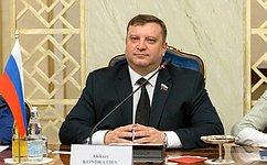 А. Кондратьев: Нужно создавать совместные производственные комплексы иувеличивать товарооборот между Россией иСербией
