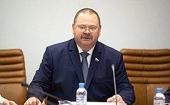 О. Мельниченко провел заседание Организационного комитета Всероссийского конкурса «Идеи, преображающие города»