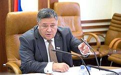 Для обеспечения научно-технологического развития России нужно совершенствовать законодательство— С.Калашников