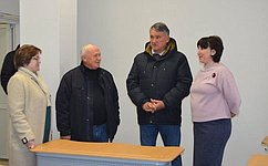 Кадетская школа натерритории Центра «Корабелы Прионежья» скоро откроет двери для посетителей— Ю.Воробьев