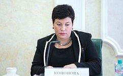 ВСовете Федерации разработают законопроект ослужбе позащите прав граждан спсихическими расстройствами— Л.Кононова