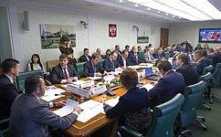 Вопросы повышения инвестиционной привлекательности регионов напримере Ростовской области рассмотрел Комитет СФ поэкономической политике