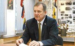 С. Катанандов поздравил жителей Петрозаводска сДнём города