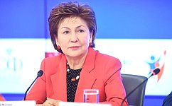 Г. Карелова проинформировала обитогах III Форума социальных инноваций регионов