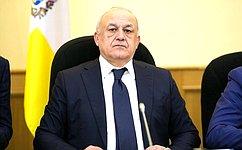 Т.Мамсуров: Ведется работа покомплексному развитию иэффективному использованию туристического потенциала Кисловодска