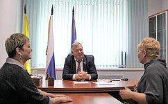 В. Николаев: Конструктивные идеи граждан, высказанные входе обсуждения поправок вКонституцию, должны быть учтены вработе органов власти