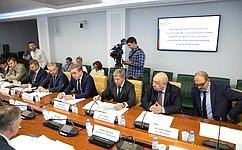 А. Майоров: Профильный Комитет СФ разработает конкретные предложения попредотвращению производства иоборота контрафактной минеральной ипитьевой воды