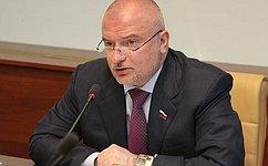 А. Клишас: Опыт стран БРИКС очень полезен вусловиях присоединения России кВТО