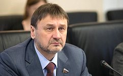 В.Лебедев: Всведениях государственных реестров надо обеспечить приоритет сохранения защитных лесов иособо защитных участков лесов