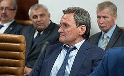 Необходимо модернизировать систему постановки граждан навоинский учет— А.Шишкин