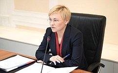 Л.Бокова: Активная молодежная политика– залог процветания государства