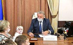 С. Лукин: Система государственной поддержки семей сдетьми должна дополняться адресной помощью