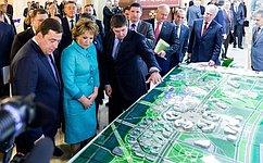 Свердловская область представила вверхней палате свои достижения ипроекты
