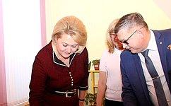 Л. Гумерова провела прием граждан ипосетила социальные объекты Республики Башкортостан