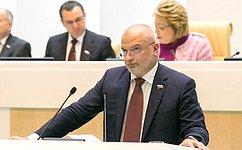 Сенаторы одобрили пакет законов орасширении применения института присяжных заседателей