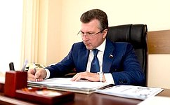 В. Васильев: Россия развивает сотрудничество втранспортной сфере