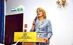 Н. Косихина приняла участие вПервом Областном форуме женщин Ярославской области
