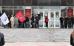 Д. Шатохин: Новое поколение граждан России должно достойно нести звание народа-победителя