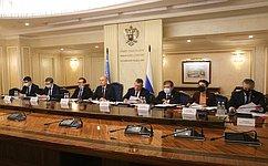 И. Умаханов: Парламентарии России иУзбекистана помогут реализации важных экономических игуманитарных проектов двух стран