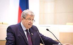 Сенаторы одобрили сокращение сроков выдачи разрешений настроительство иввод объекта вэксплуатацию