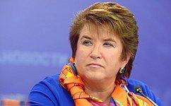 Л. Глебова рассказала обучастии наблюдателей отМПА СНГ навыборах вМолдавии