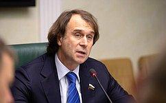 Сенаторы уделяют большое внимание развитию фермерства исельхозкооперации— С.Лисовский