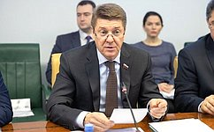 А. Шевченко: Стратегия пространственного развития нашей страны уже приносит реальную пользу регионам